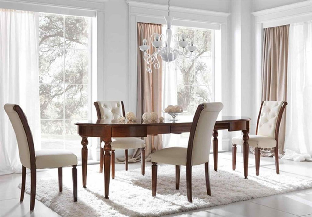 Modern classic dining room sets