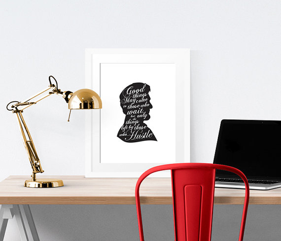 Office wall decor for men