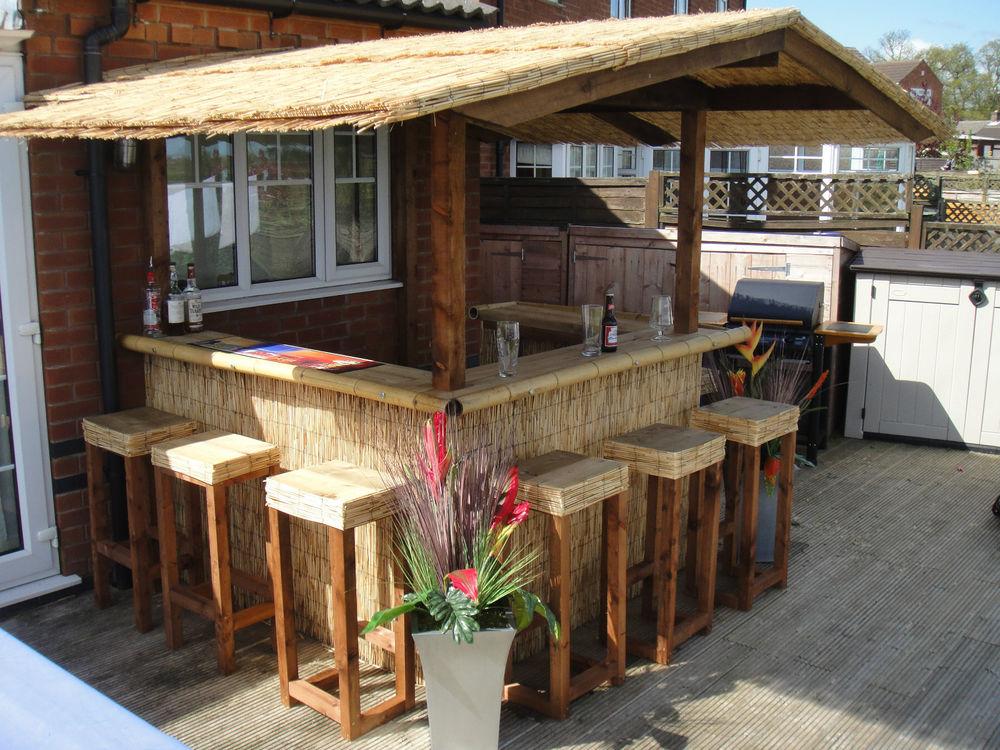 outdoor garden bar designs hawk haven. Black Bedroom Furniture Sets. Home Design Ideas