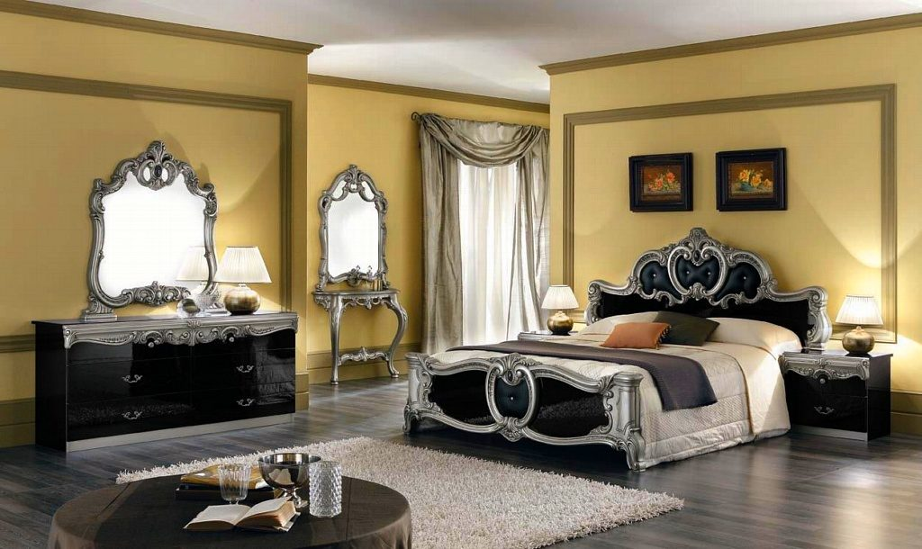 Romantic bedroom furniture ideas