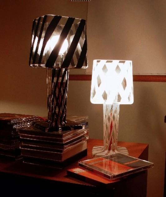 Romantic bedroom lamp