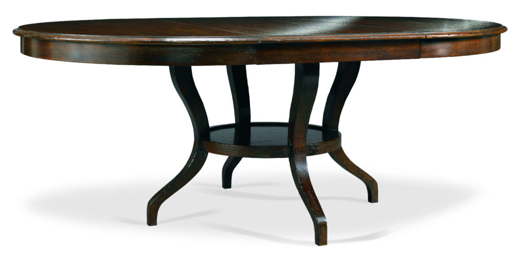 Round dining tables for 10