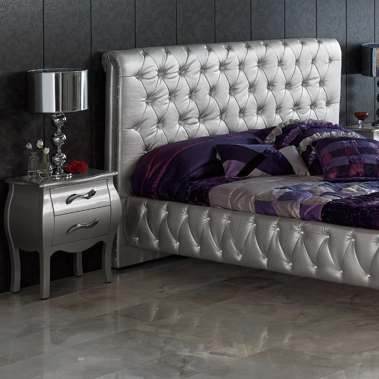 Silver Bedroom Furniture Sets