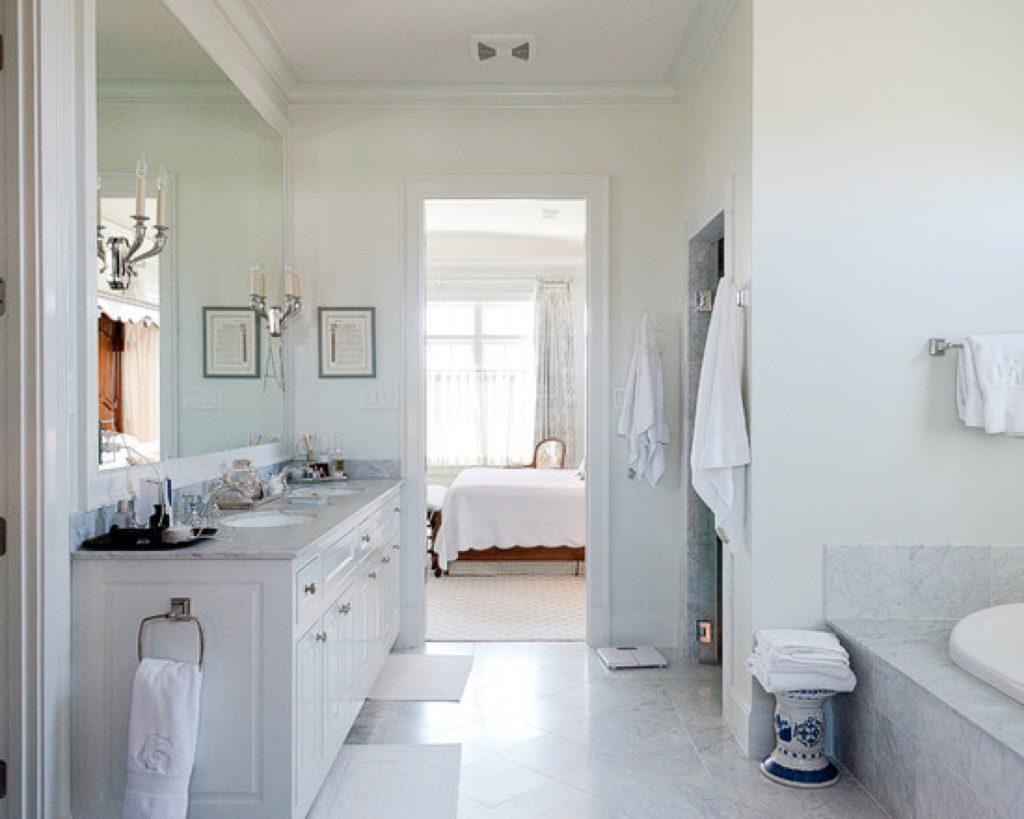 Traditional home bathroom ideas