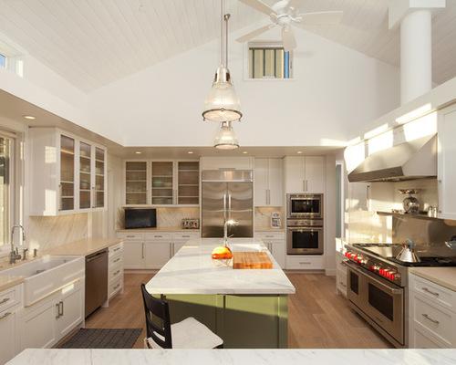 10 x 10 u shaped kitchen photo - 6