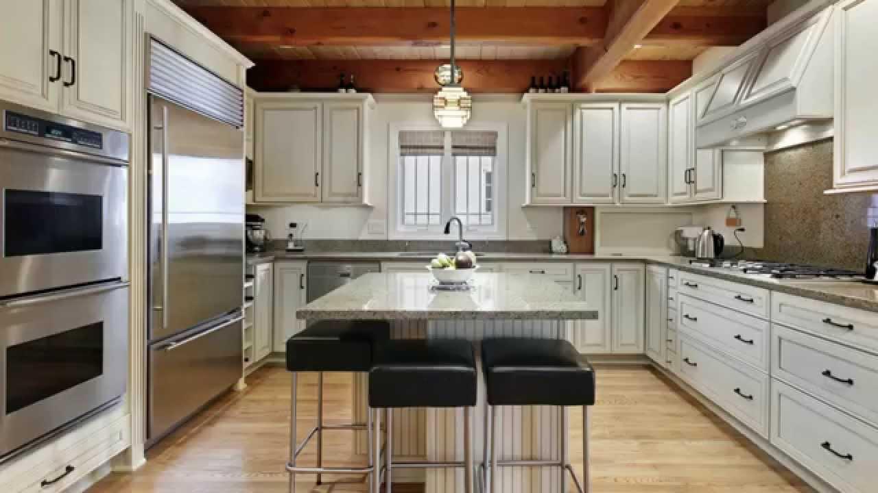 10 x 10 u shaped kitchen photo - 7