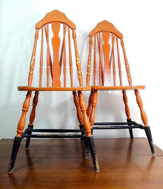 1930s kitchen chairs photo - 1