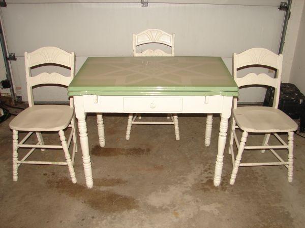 1930s kitchen chairs photo - 3