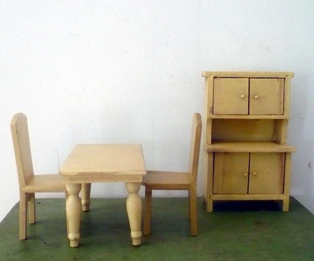 1930s kitchen chairs photo - 7