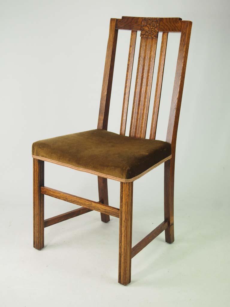 1930s kitchen chairs photo - 8