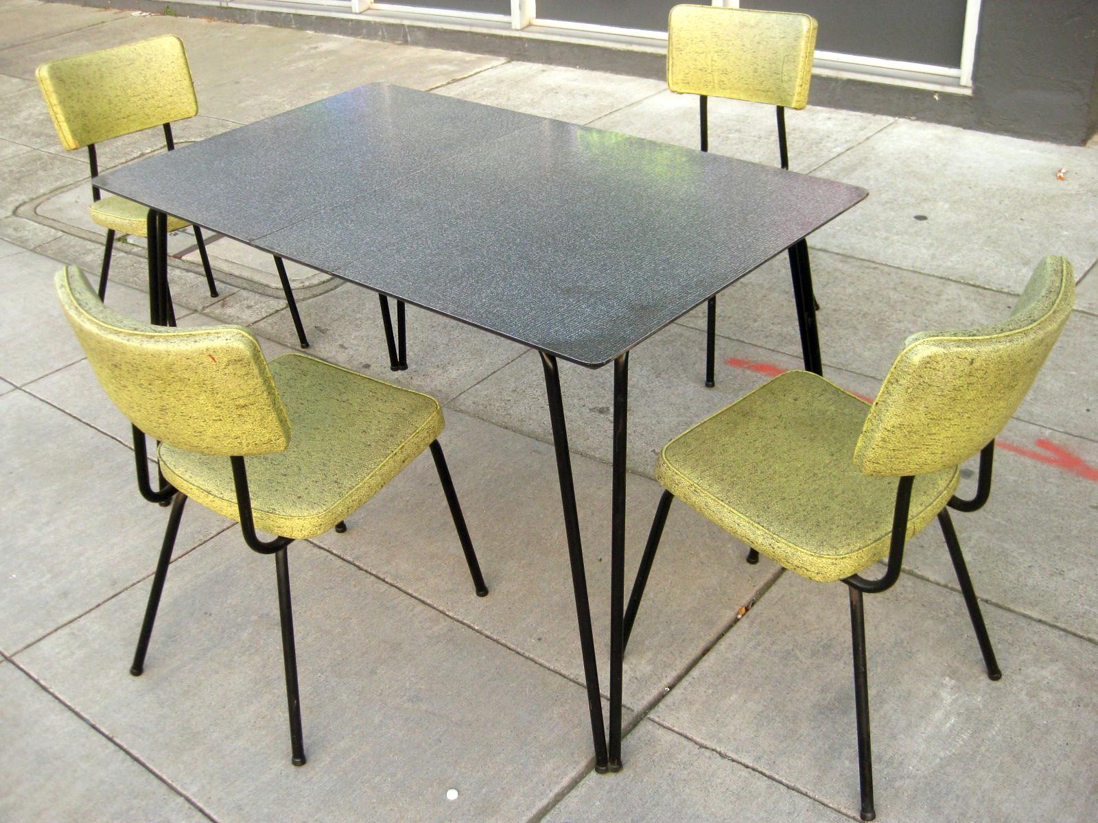 1960s kitchen chairs photo - 1