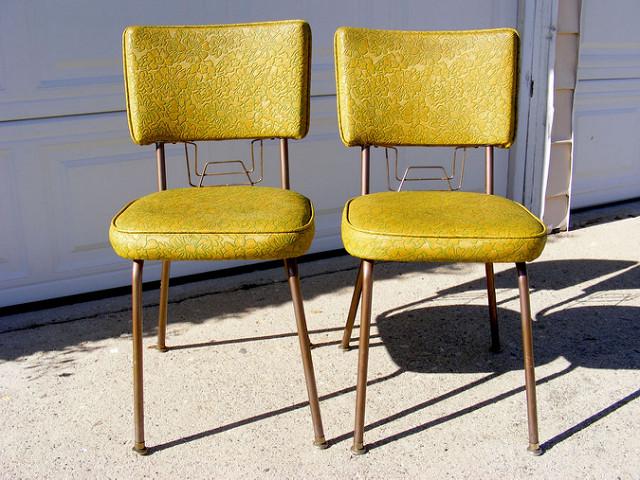 1960s kitchen chairs photo - 3