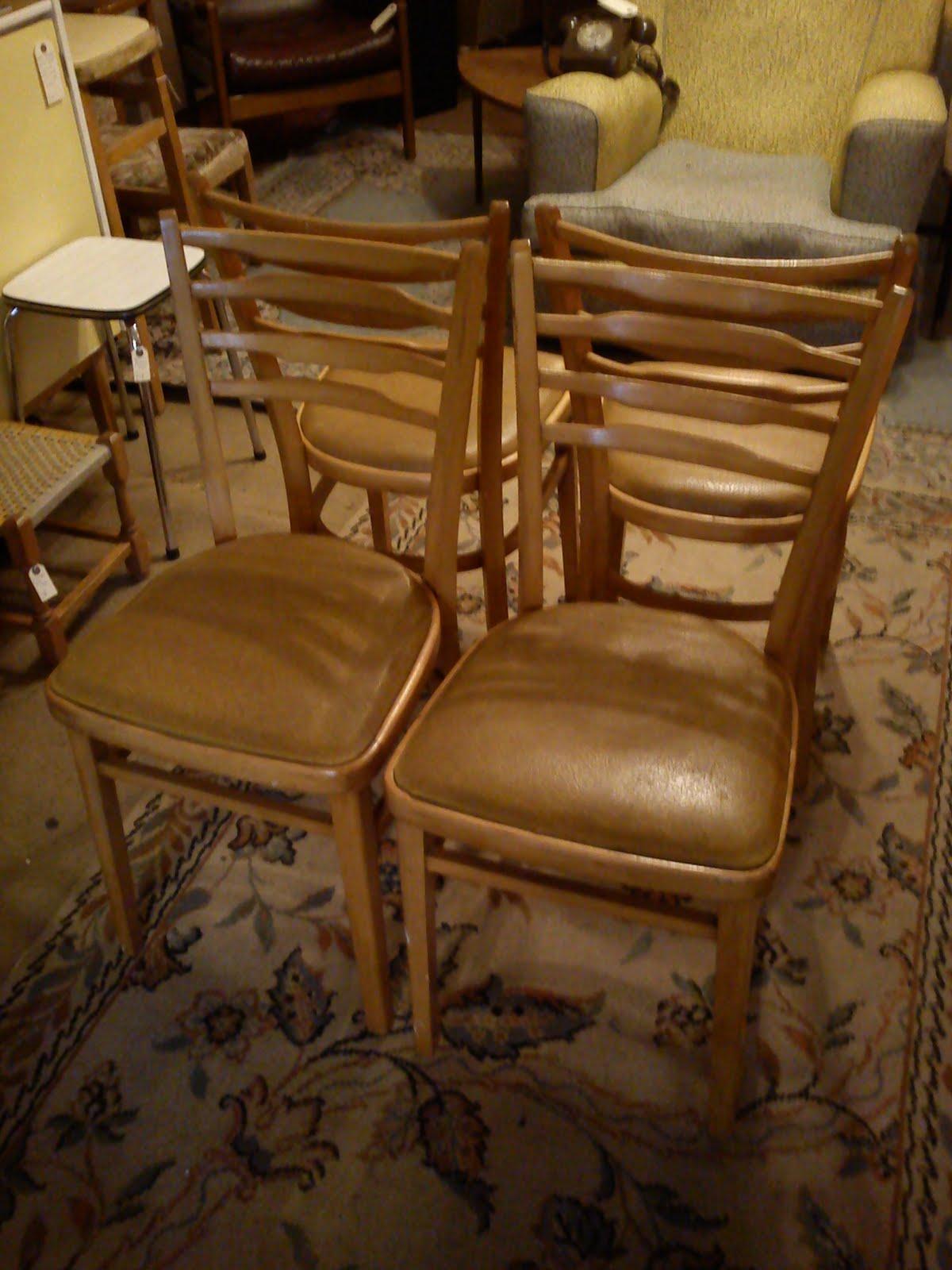 1960s kitchen chairs photo - 4