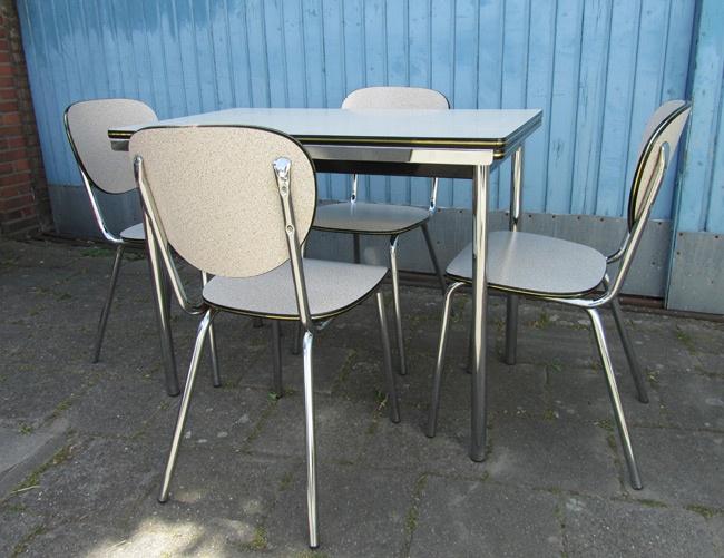 1960s kitchen chairs photo - 5