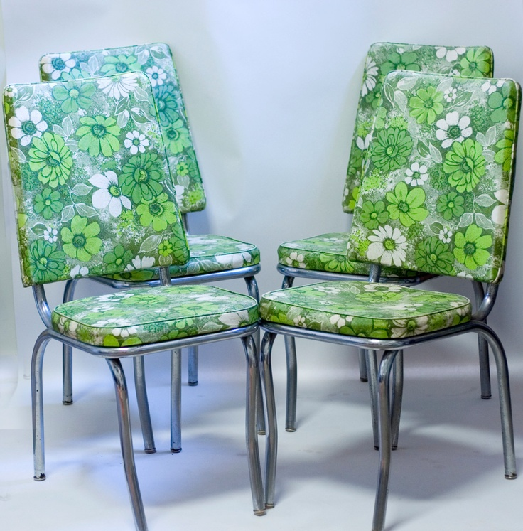 1960s kitchen chairs photo - 8