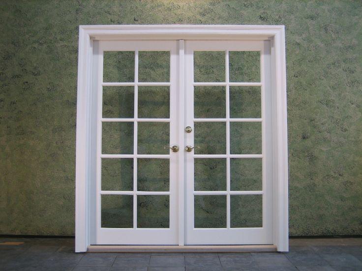 6 Foot Exterior French Doors Hawk Haven