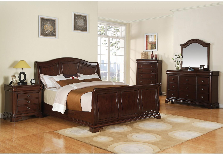 7 piece bedroom furniture sets photo - 10