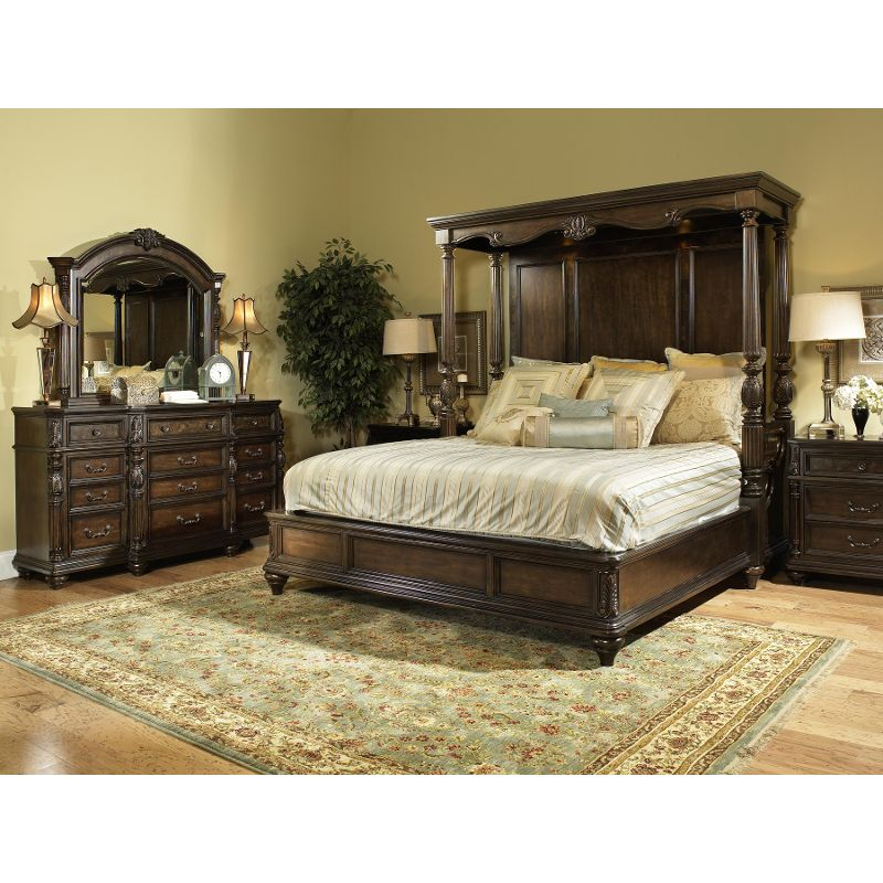 7 piece bedroom furniture sets photo - 3