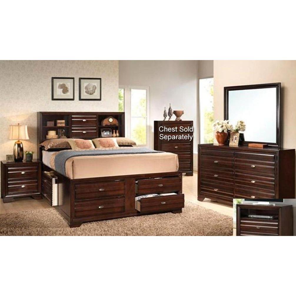 7 piece bedroom furniture sets photo - 4