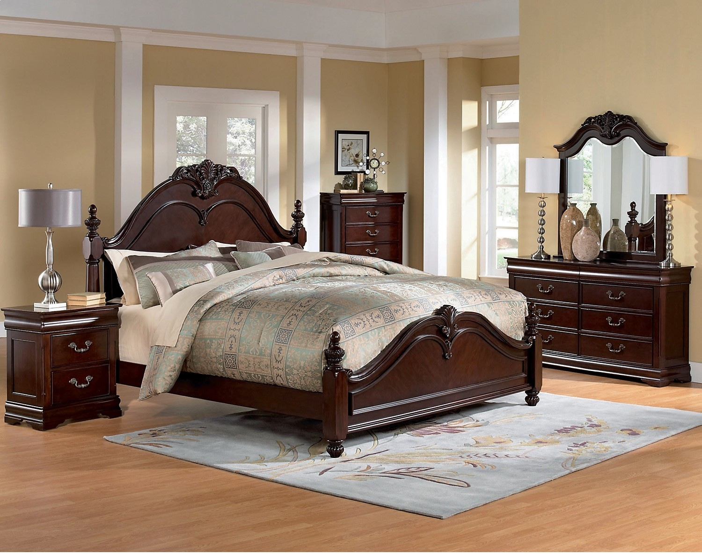 7 piece bedroom furniture sets photo - 5