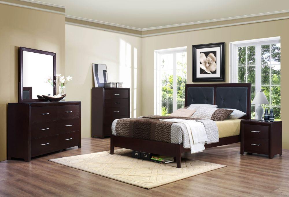 7 piece bedroom furniture sets photo - 7