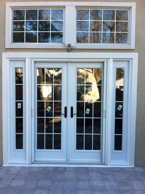 8 foot french doors exterior photo - 6