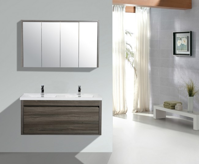 Altamarea Unusual Wall Hung Bathroom Vanities with Sink photo - 5