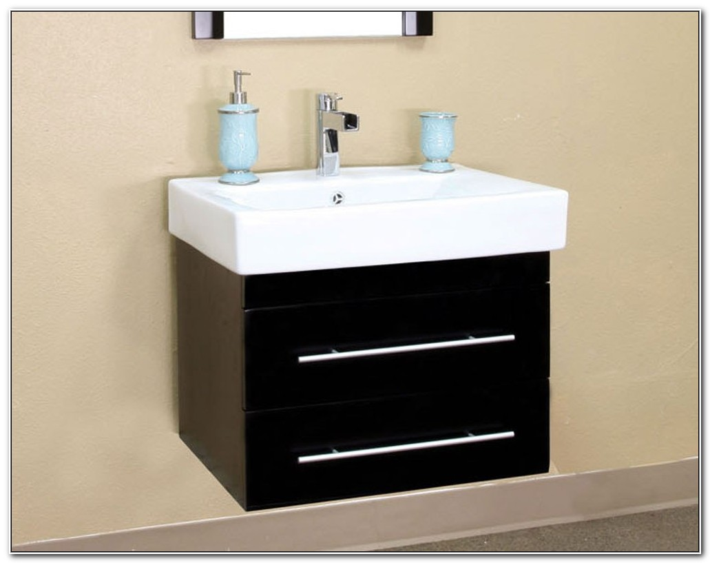 Altamarea Unusual Wall Hung Bathroom Vanities with Sink photo - 8