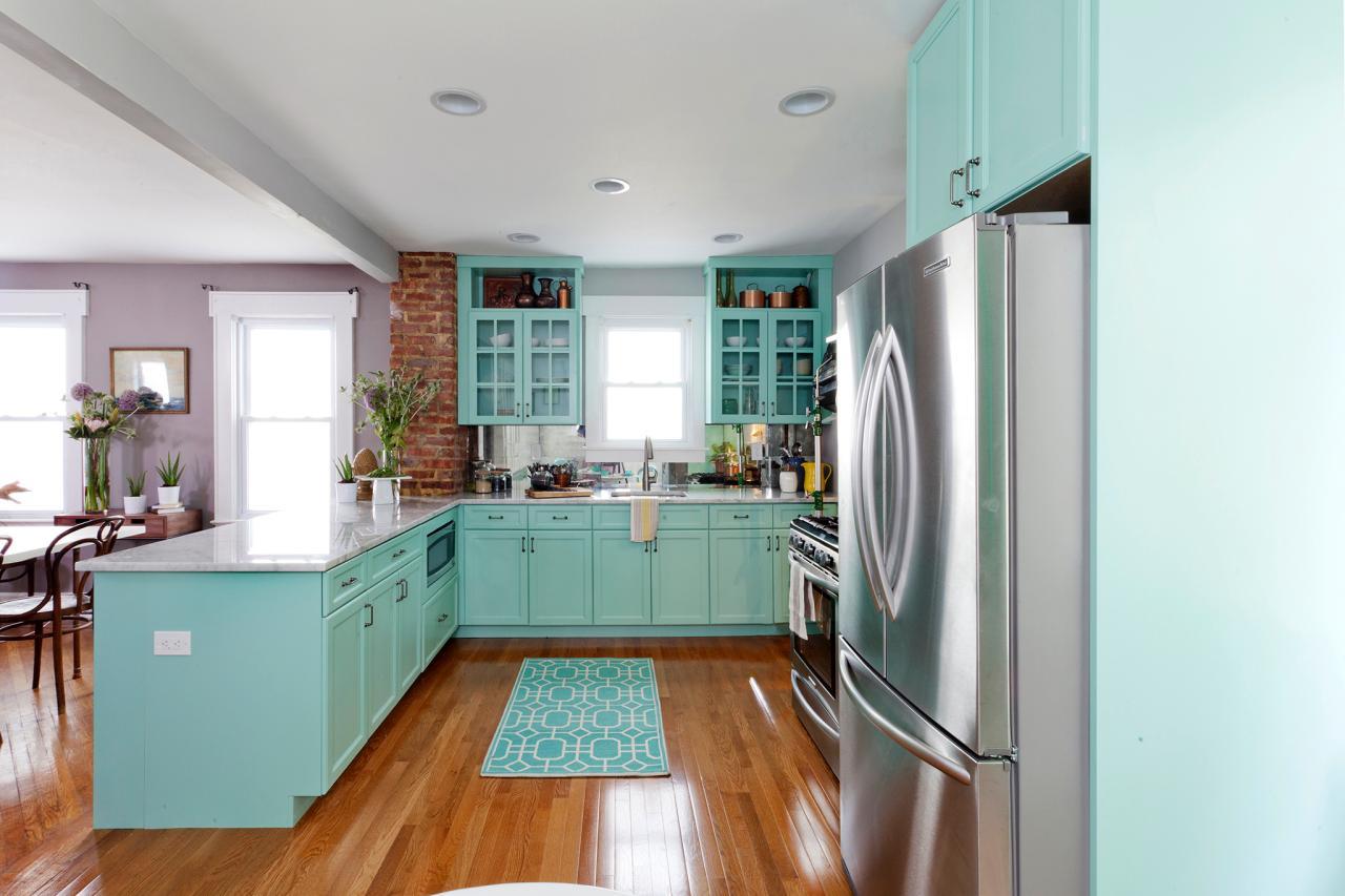 Aqua Kitchen Concept | Hawk Haven