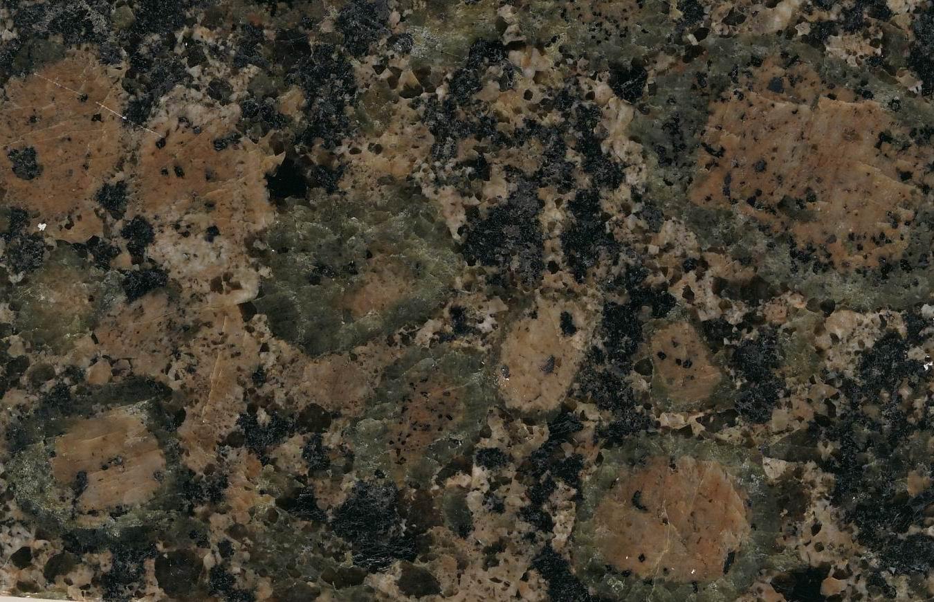 Baltic Brown Granite Countertops photo - 1