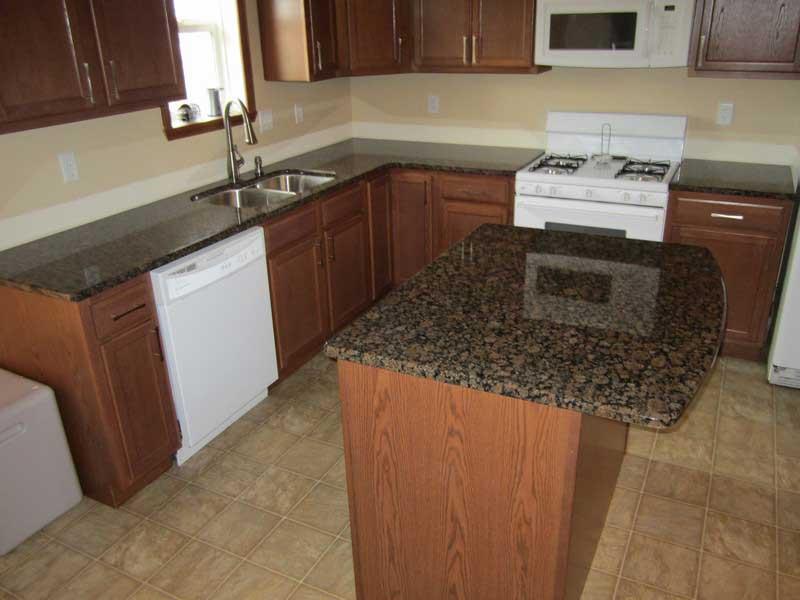 Baltic Brown Granite Countertops photo - 8