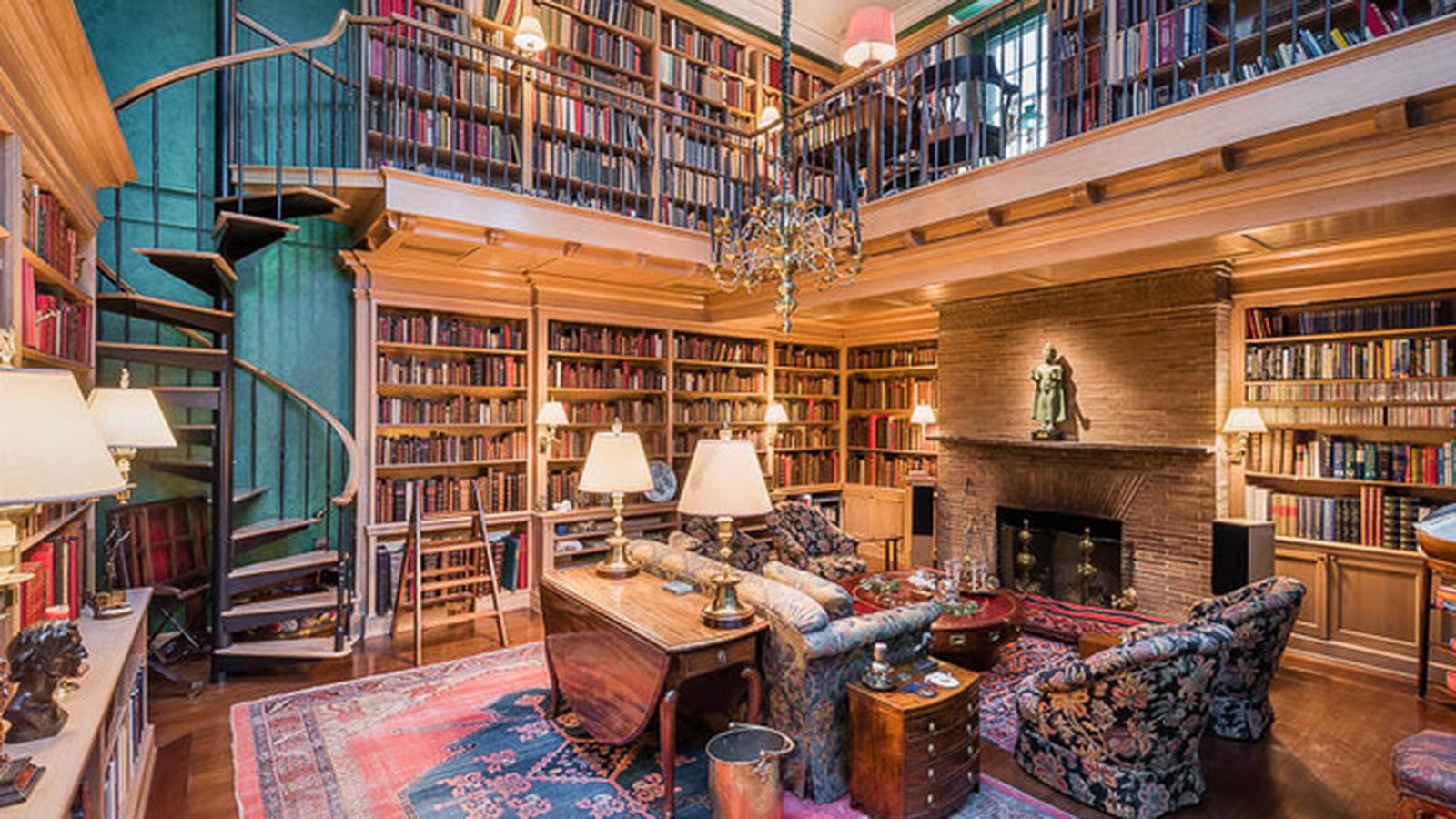 Beautiful Private Libraries photo - 1