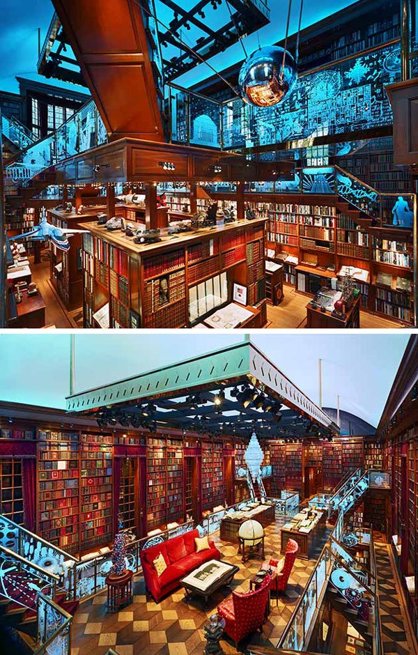 Beautiful Private Libraries photo - 3