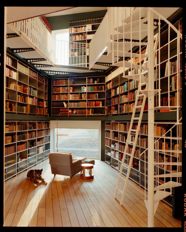 Beautiful Private Libraries photo - 4
