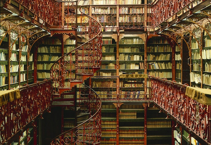 Beautiful Private Libraries photo - 5