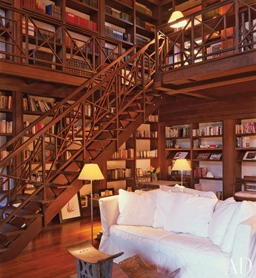 Beautiful Private Libraries photo - 6