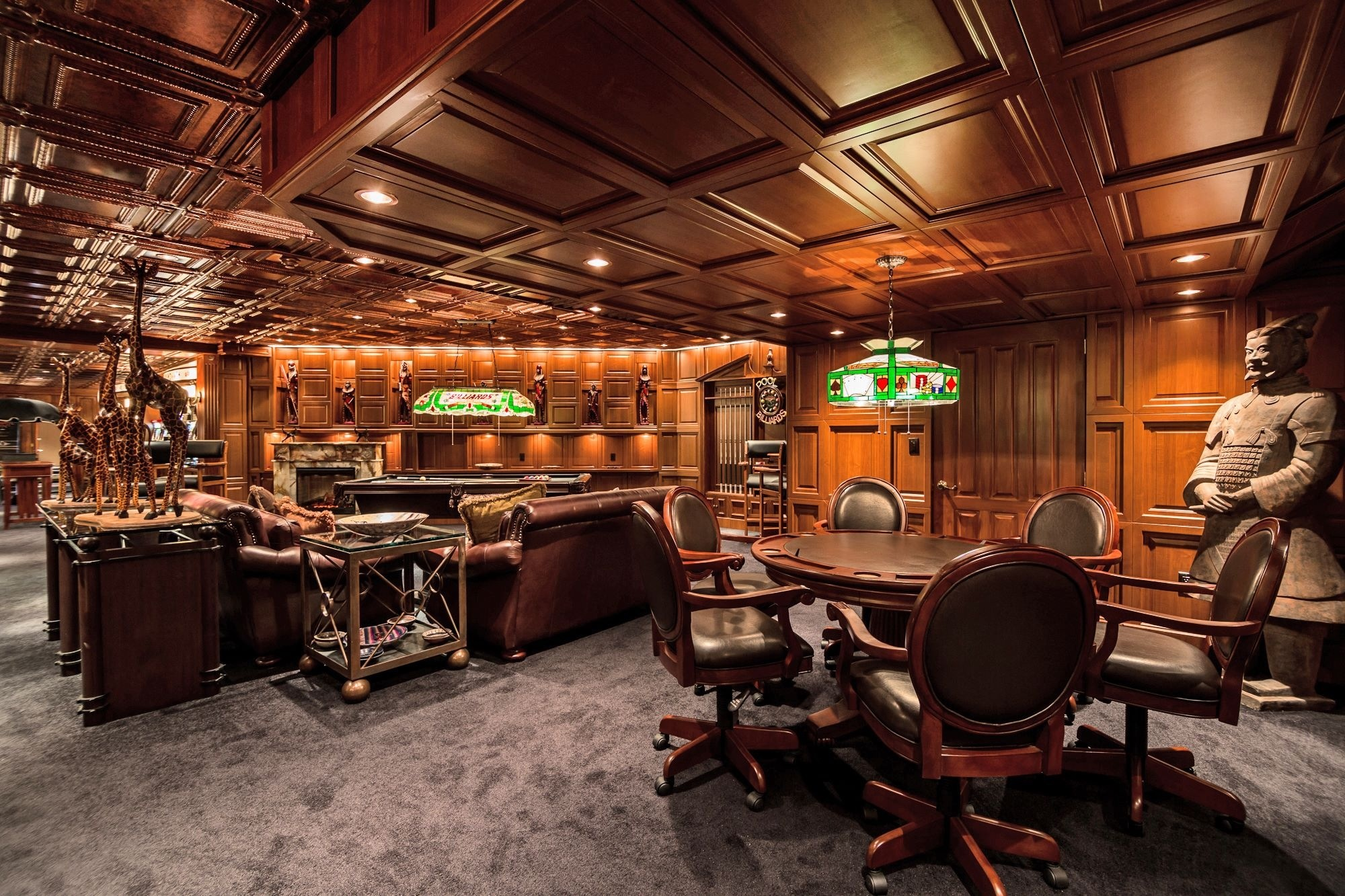 Beautiful Private Libraries photo - 7