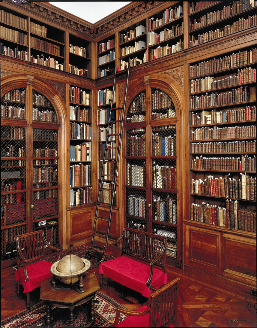 Beautiful Private Libraries photo - 9