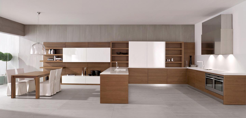 Beige Kitchen Interior photo - 2