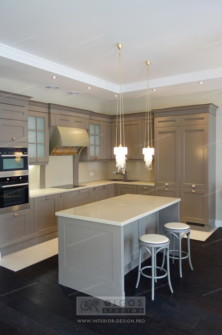 Beige Kitchen Interior photo - 3