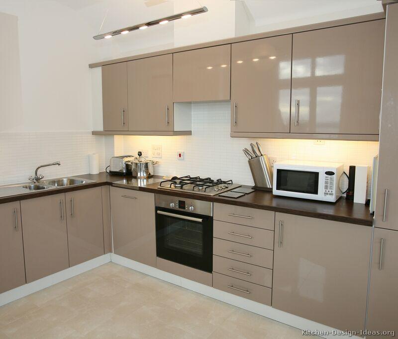 Beige Kitchen Interior photo - 6