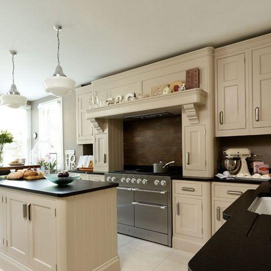 Beige Kitchen Interior photo - 8