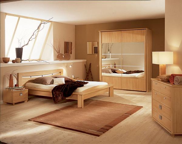 Beige and Brown Bedroom photo - 8