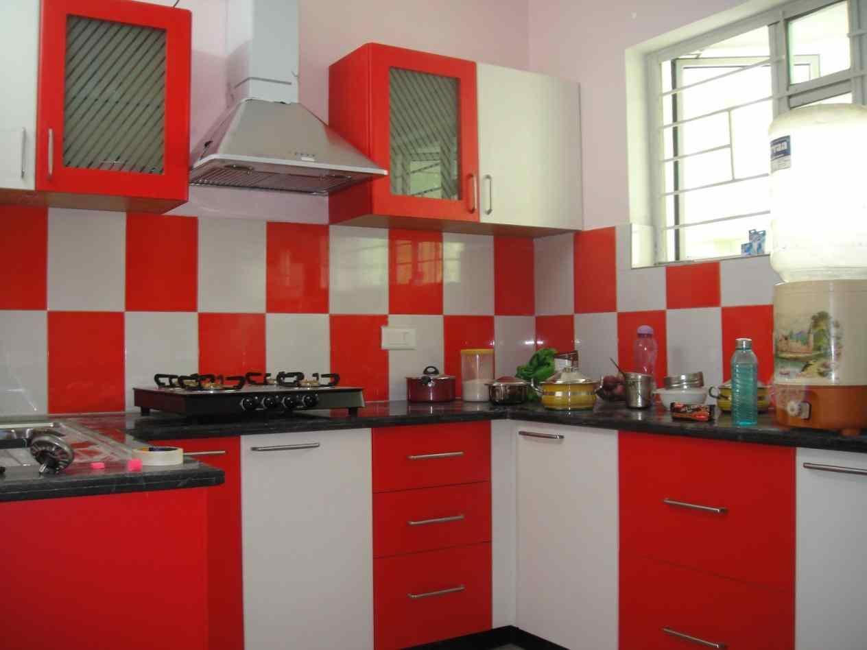 Black and bronze kitchen wallpaper photo - 7