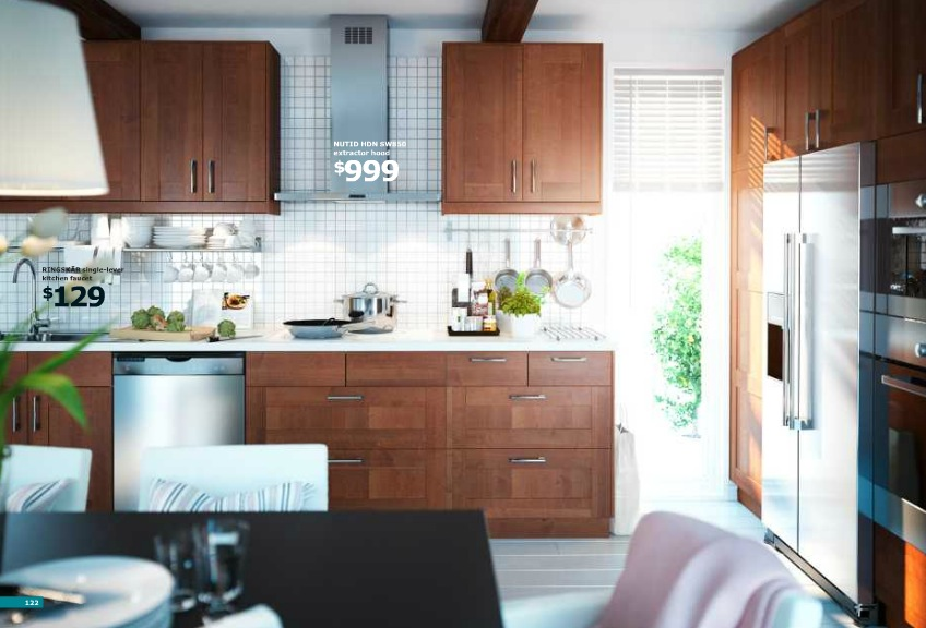 Brown Kitchen Interior Design photo - 5