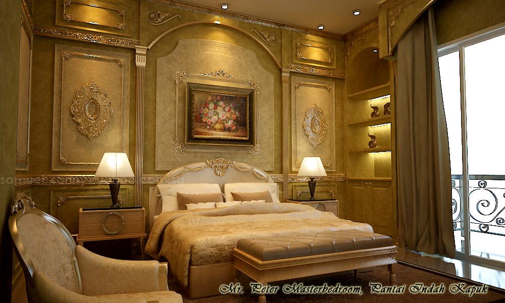 Classic Bedroom Design photo - 4