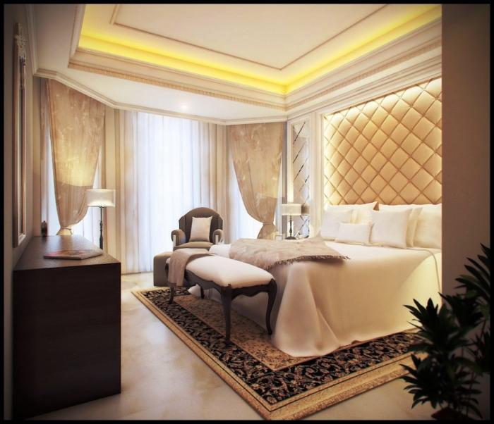 Classic Bedroom Design photo - 7