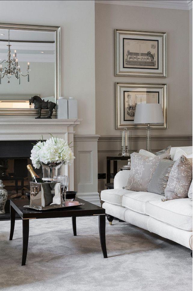 Classic Elegance Living Room photo - 5
