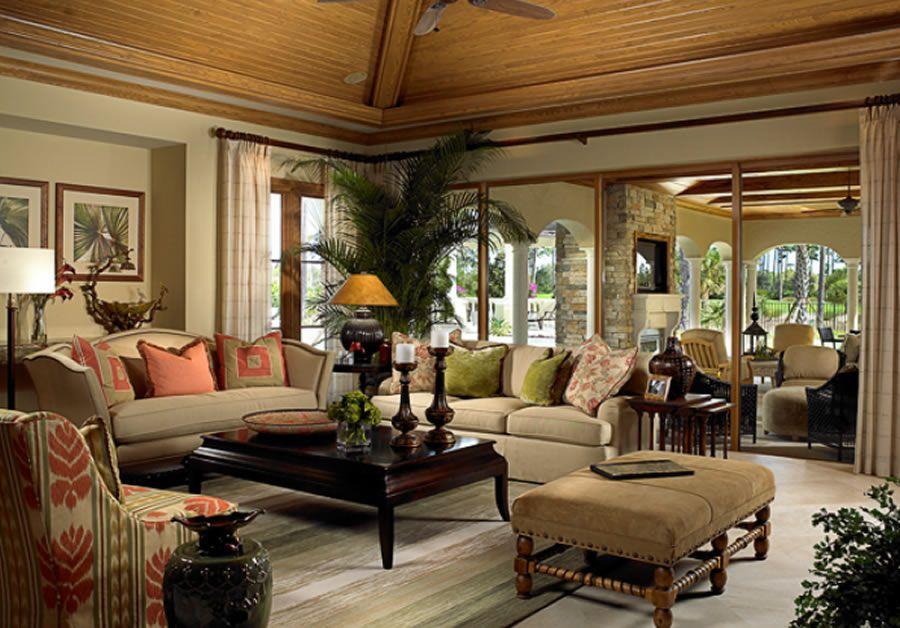 Classic Elegance Living Room photo - 9
