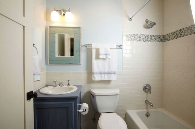 Classic Style Bathroom Design photo - 6